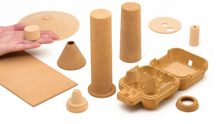 Porous bronze components AmesPore